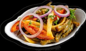 Bhindi Masala - Lady Fingers Best Indian Restaurant Toronto