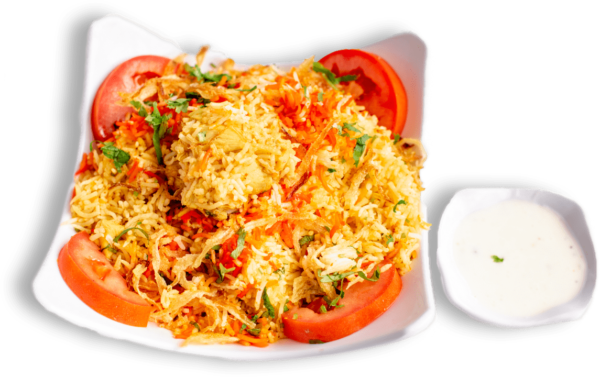 20% offer on Chicken Biryani