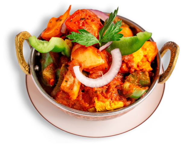 20% offer of a Chicken Jalfrezi
