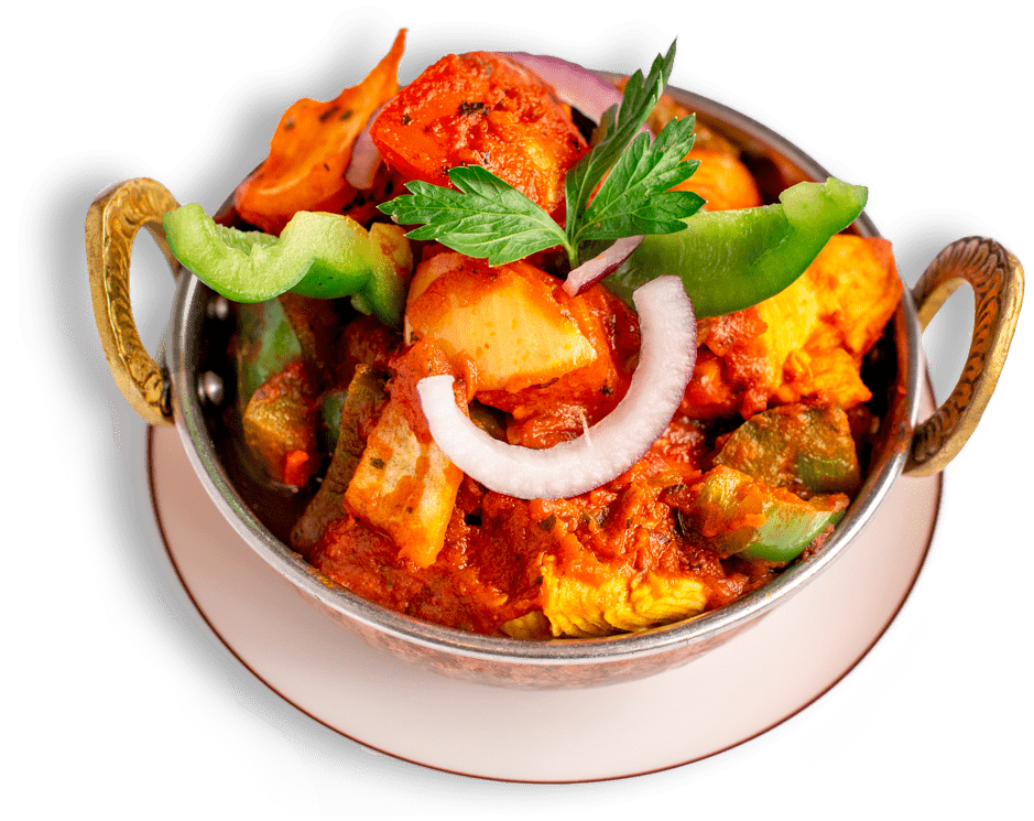 Chicken Jalfrezi Little India