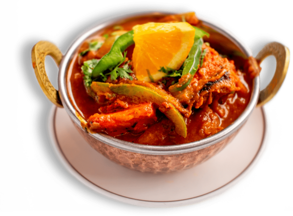 20% offer of a Chicken Tikka Masala