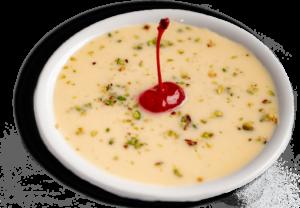 Kheer Rice Pudding Indian restaurant near me