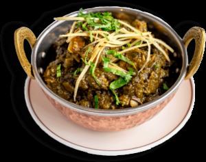 Lamb Saag indian food restaurant near me