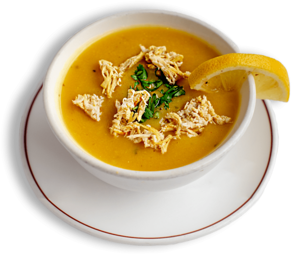 20% offer on Mulligatawny Soup