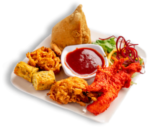 Non Veggie Platter Appetizers Indian restaurant near me