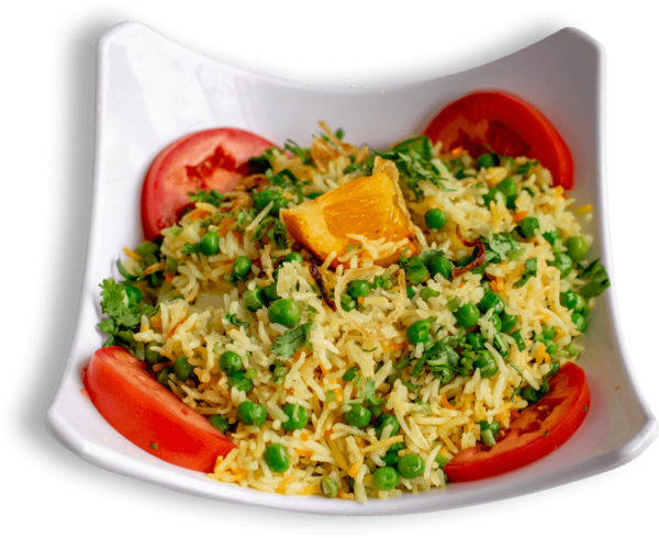 20% offer on Peas Pulao Rice