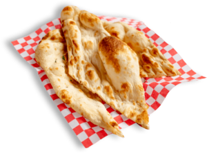 Plain Naan Bread - The Best Indian restaurant toronto near me