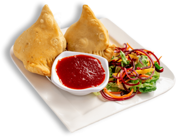 20% offer on Samosa