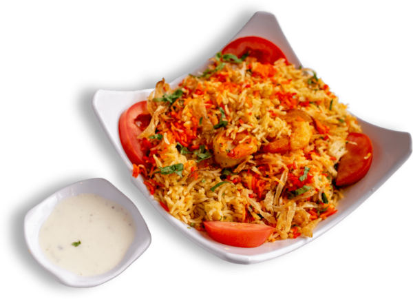 Shrimp Biryani Indian restaurant toronto near me