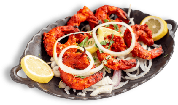 20% offer on Tandoori Prawn Tandoori