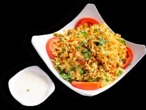 Vegetable Biryani - Indian Food Menu - The Best Indian restaurant toronto near me