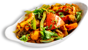 Vegetable Jalfrezi - Indian Food Menu - The Best Indian restaurant toronto near me