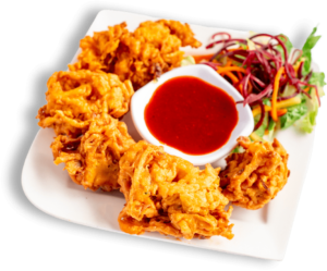 Vegetable Pakora - Indian Food Menu - The Best Indian restaurant Toronto near me