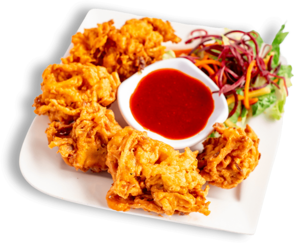 20% offer on Veggie Pakora