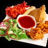 Veggie Mix Platter - Indian Food Menu - The Best Indian restaurant toronto near me