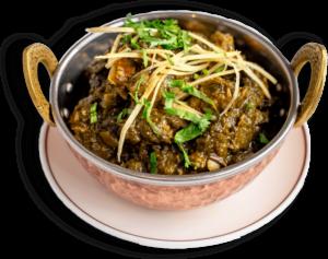 Beef Saag indian food restaurant near me