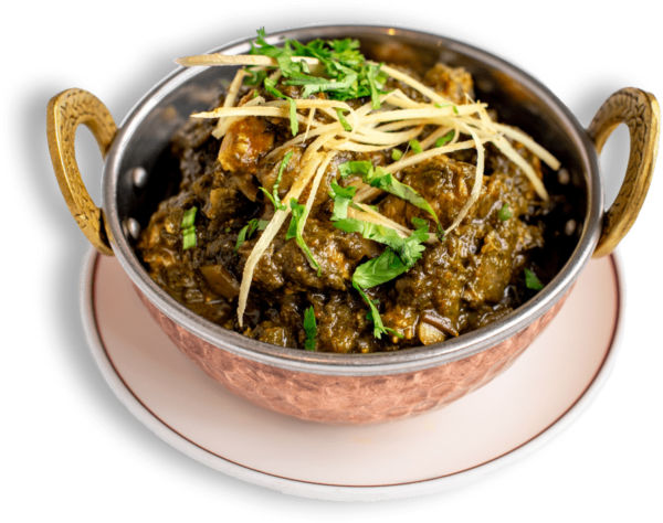 20% offer on Saag (Beef)