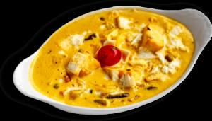 Paneer Korma - Indian Food Menu - The Best Indian restaurant toronto near me