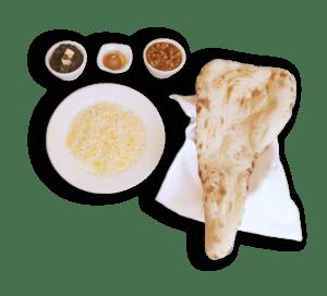 Vegetarian Combo 1 - Little Indian - indian famous indian restaurant Toronto