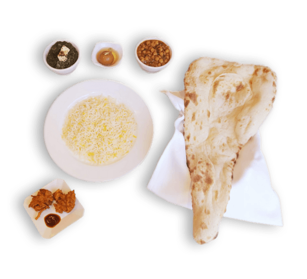Vegetarian Combo 2
